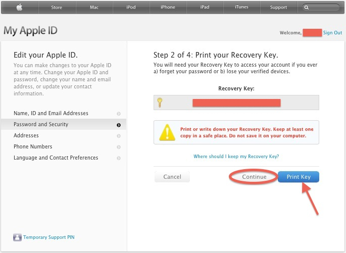 how to add trusted device for apple id