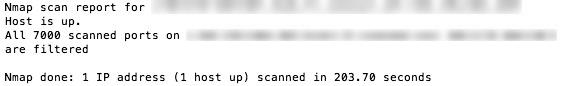 SPI+NAT firewall and no OS X firewall
