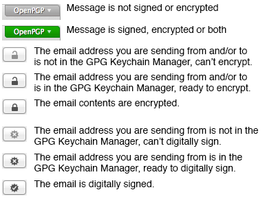 GPGMail-Icons