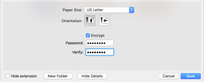 How to Encrypt and Password Protect Files on Your Mac | The